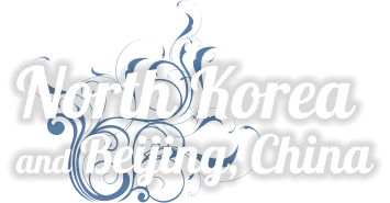 North Korea and Beijing, China